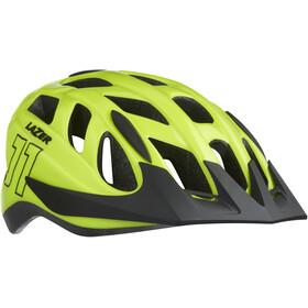 Lazer J1 Helmet Juniors flash yellow